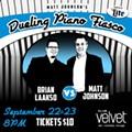 Matt Johnson's Dueling Piano Fiasco