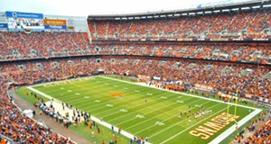 The Browns Are Talking About a New Stadium...