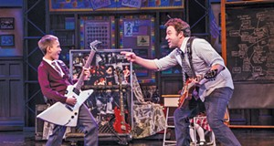 Playhouse Square's 'School of Rock' is at the Head of the Class