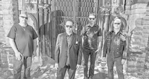 Band of the Week: Black Static Eye