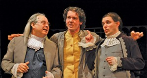 '1776' Relays Our Origins in Song and Dance, With Plenty of Chuckles Too