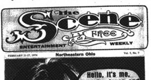 Rewind: 47 Years Ago On This Date Todd Rundgren Made the Cover of Scene