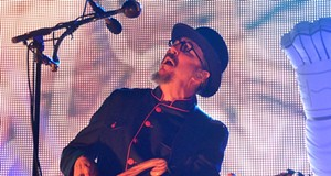 Primus Performing at Jacobs Pavilion at Nautica