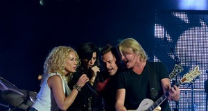 LIttle Big Town Performing at Jacobs Pavilion at Nautica