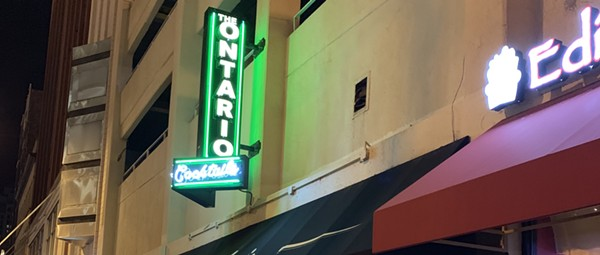 Ontario Street Cafe, One of the Last Remaining Dive Bars Downtown, Has Closed