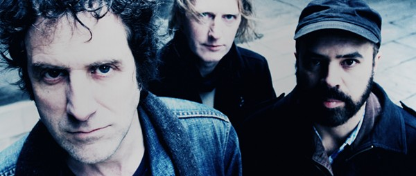 British Shoegazers Swervedriver Rock Hard on First Album in 17 Years