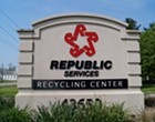 Republic Services Would Appreciate it if You'd Stop Putting Live Ammo and Dead Animals in the Recycling