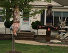Parma Homeowners Take Down Dead Body Display After Days of Attention