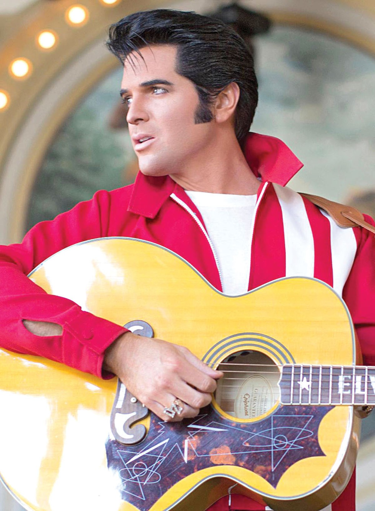 The Elvis Birthday Tribute returns to Playhouse Square. See: Sunday