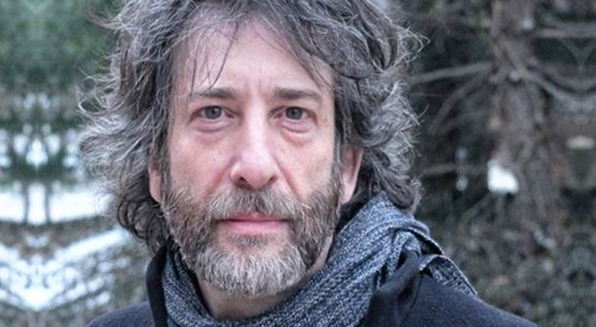 Author Neil Gaiman comes to the State Theatre. See: Friday.