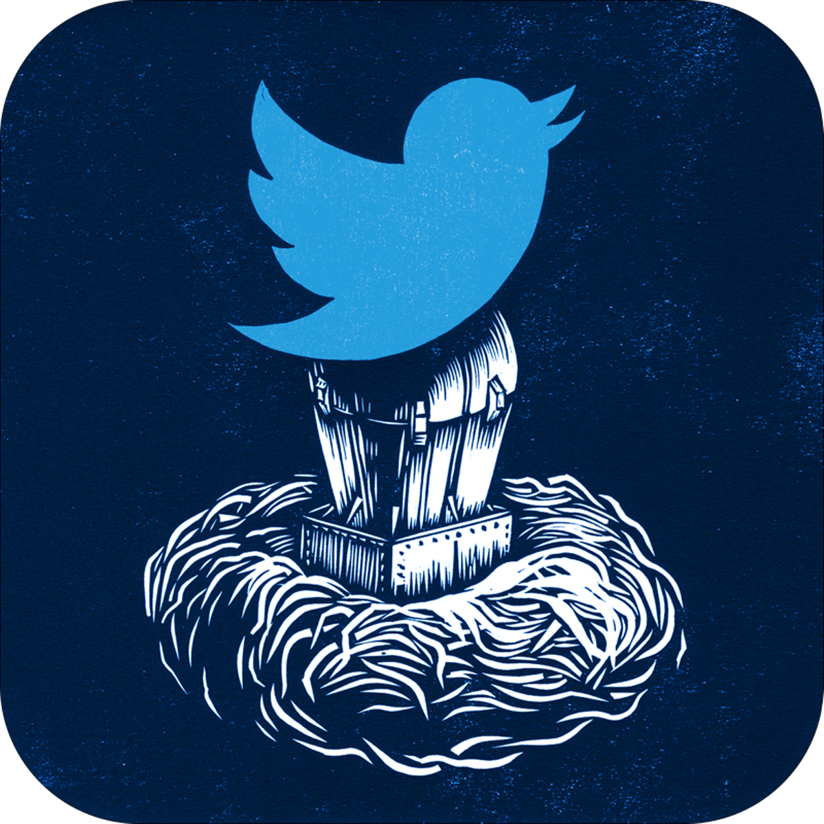 """Twitter Bomb"" by Steve Cup"