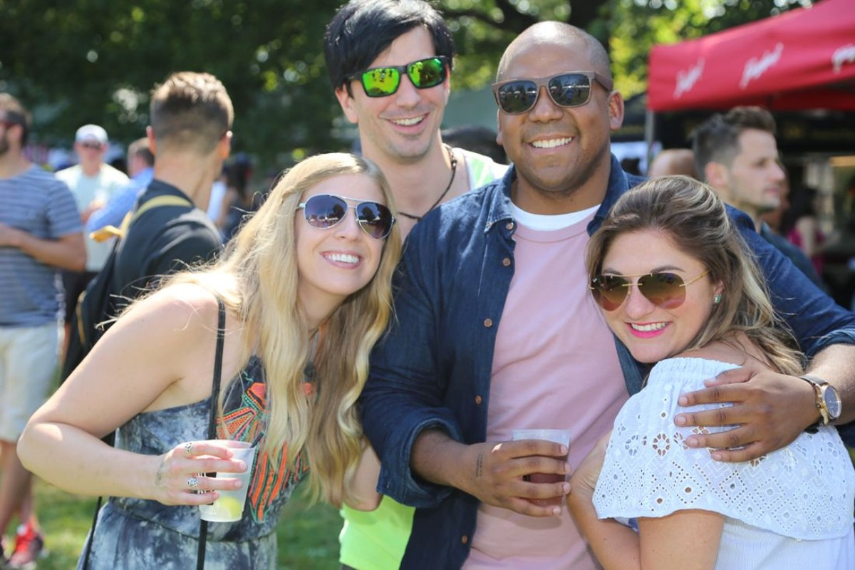 Scene's Ale Fest returns to Lincoln Park. See: Saturday.
