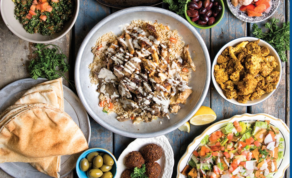 Zaytoon Lebanese Kitchen: fast, good, and cheap
