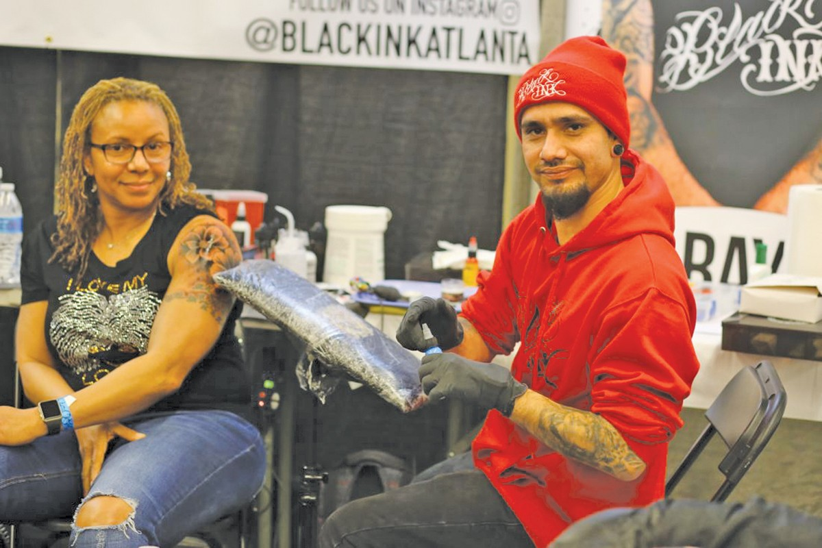 The Cleveland Tattoo Arts Convention returns to the Convention Center. See: Friday.