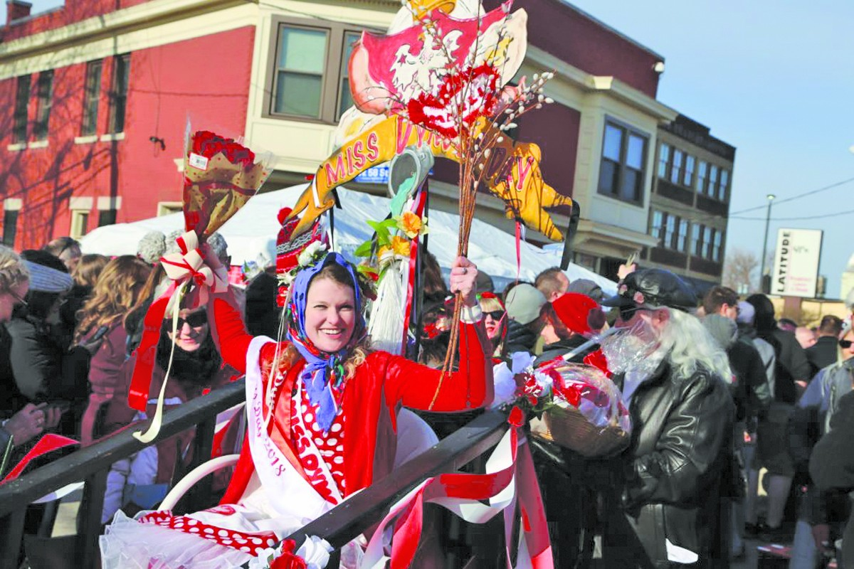Dyngus Day returns to Cleveland's west side. See: Monday.