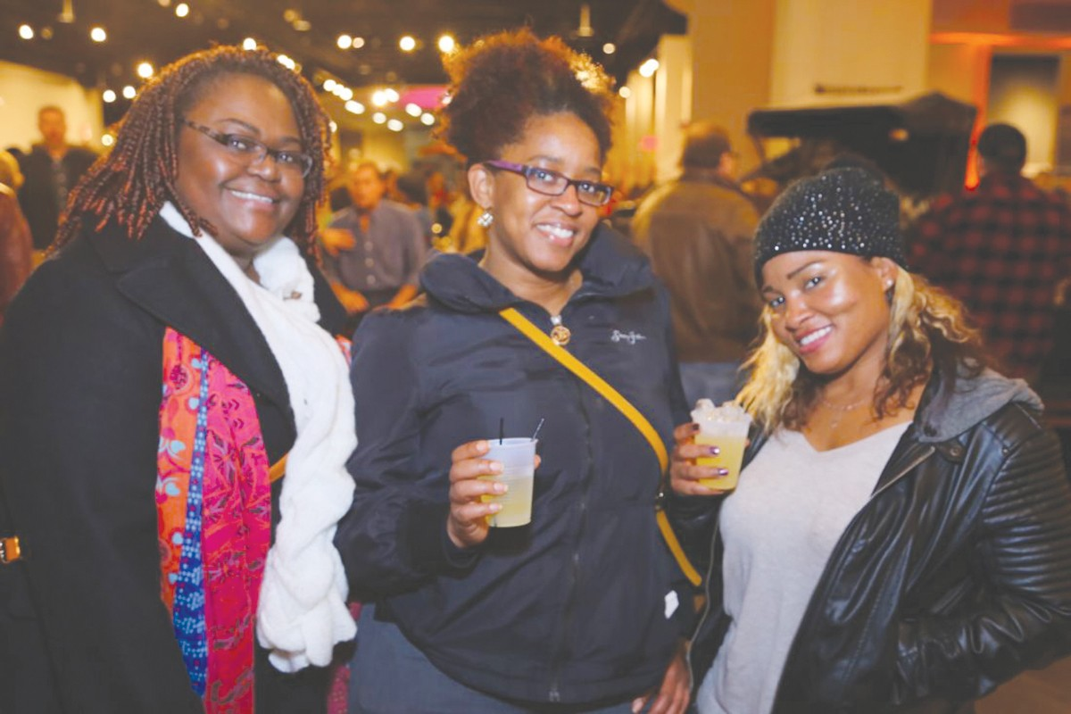 Scene's annual Flavor event takes place at the Madison. See: Thursday.