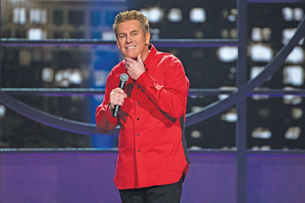 Comedian Brian Regan comes to the Cleveland Masonic. See: Thursday.