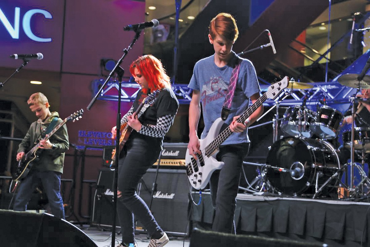 The High School Rock Off returns to the Rock Hall. See: Saturday.