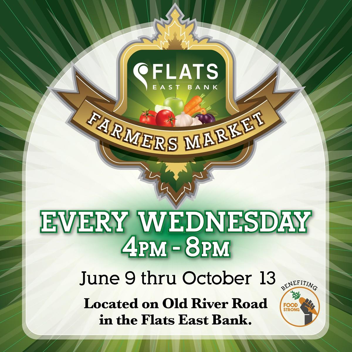 Flats East Bank Farmers Market
