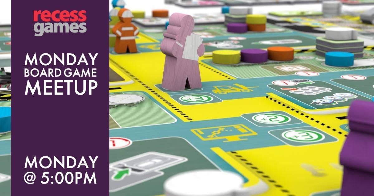 Monday Board Game Meetup