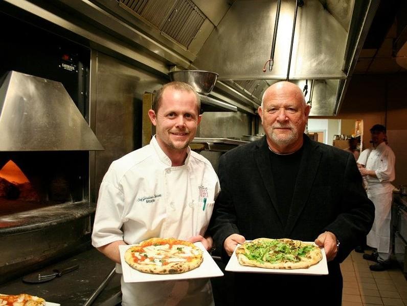 Jon Bennett (left) Brad Friedlander