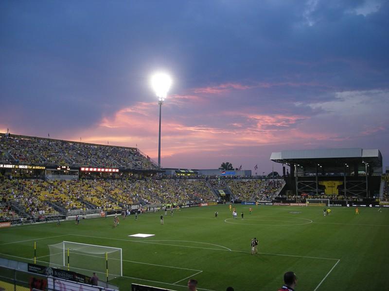 Columbus Crew's Mapfre Stadium - WIKIPEDIA