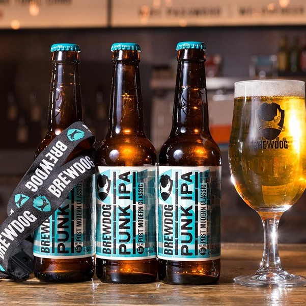 Destination unknown for know, but BrewDog has Cleveland plans. - PHOTO COURTESY BREWDOG/INSTAGRAM