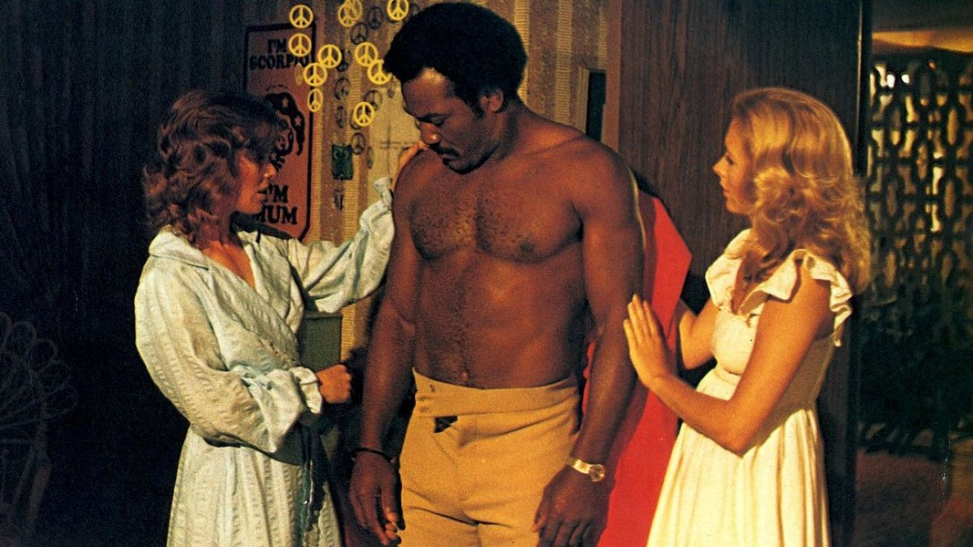 Jim Brown in 'Slaughter's Big Rip-Off,' 1973. - MOVIE STILL