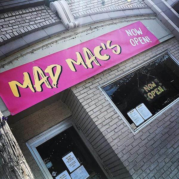 PHOTOS COURTESY MAD MAC'S/FACEBOOK