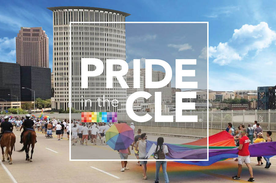 COURTESY OF PRIDE IN THE CLE | THE CENTER