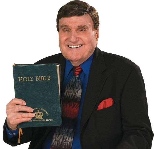 ERNEST ANGLEY'S OFFICIAL HEADSHOT