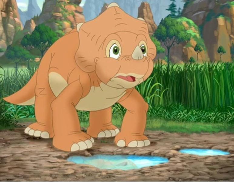 Cera, from The Land Before Time