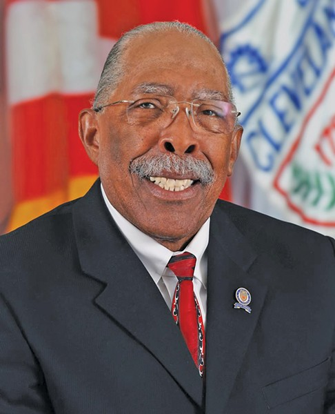 Ken Johnson, 37 years on Cleveland city council. - PHOTO COURTESY OF CLEVELAND CITY COUNCIL