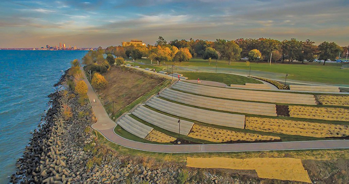 Lakewood Park - PHOTO BY AERIAL AGENTS