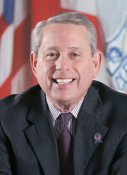 Councilman Mike Polensek - COURTESY CITY OF CLEVELAND