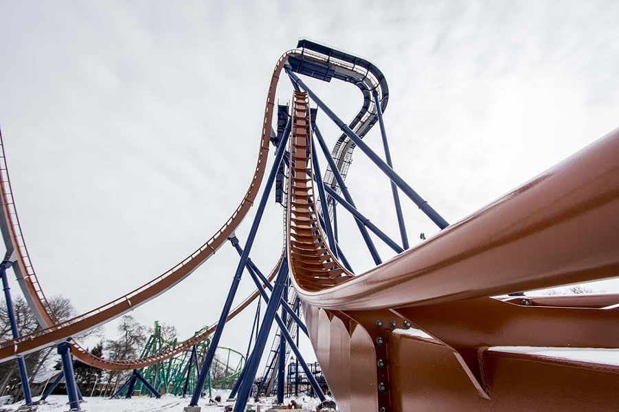 VALRAVN PHOTO COURTESY CEDAR POINT