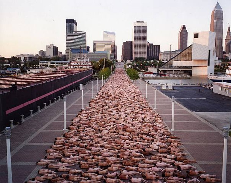 Group nudes tunick spencer