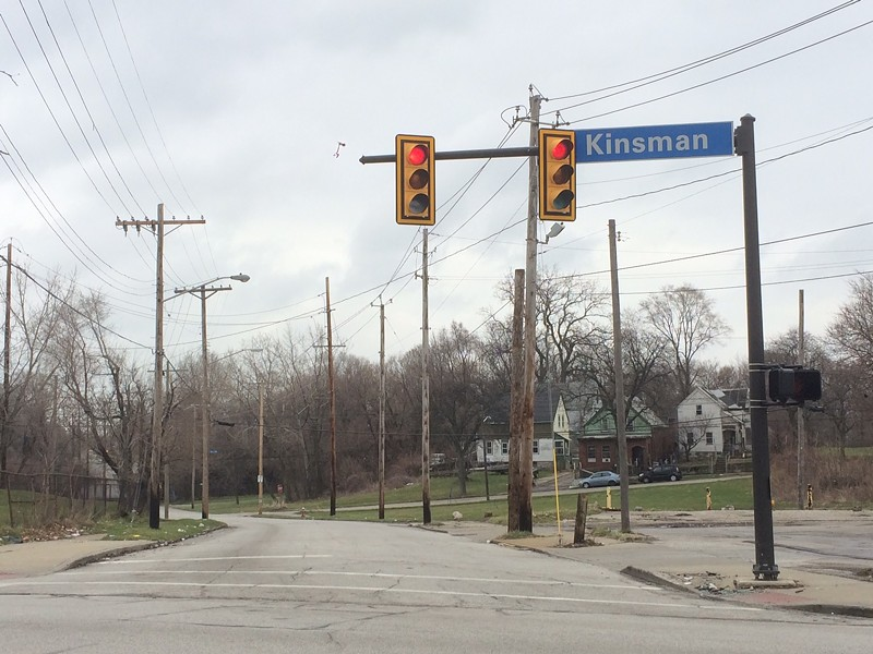 Kinsman and East 75th - ERIC SANDY / SCENE