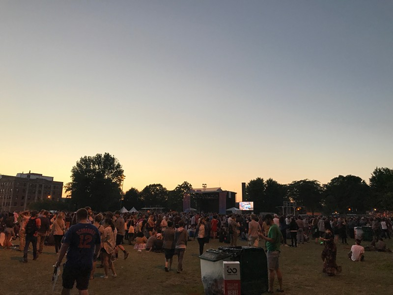 Until next year Pitchfork.