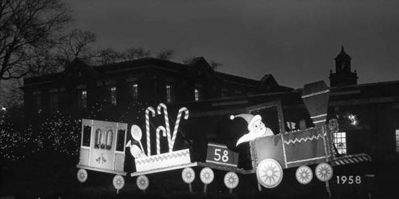 GE's Nela Park Holiday Lights to Shine