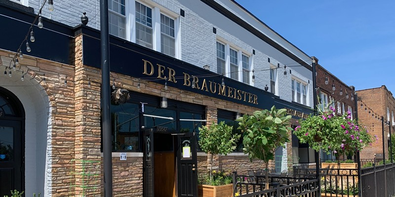 Der Braumeister Hires New Executive Chef to Help Write the 35-Year-Old Restaurant's Next Chapter