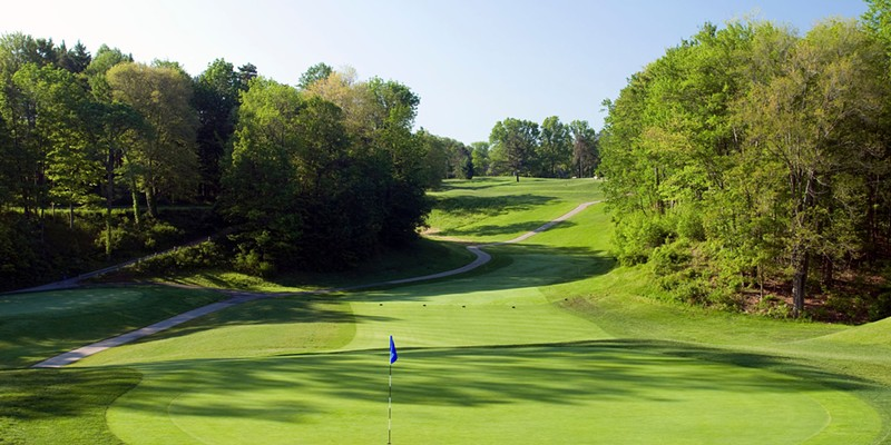 Metroparks Golf Skyrocketed in 2020, Seneca Overtook Big Met as Most Popular Course