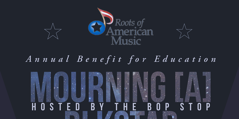 Roots of American Music's Annual Benefit to Take Place Online on Saturday