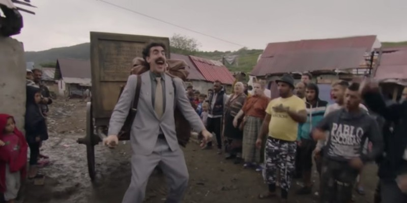 'Borat Subsequent Moviefilm' Embraces (And Somehow Eclipses) the Absurdity of 2020