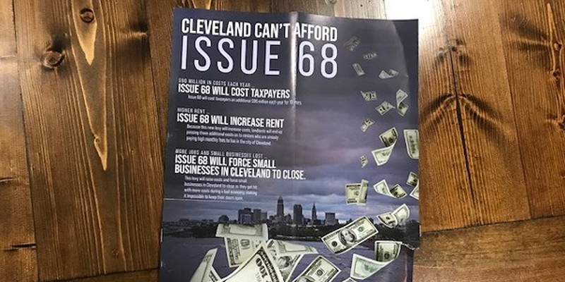 A Message From the Secret Cabal Sabotaging Cleveland's School Levy