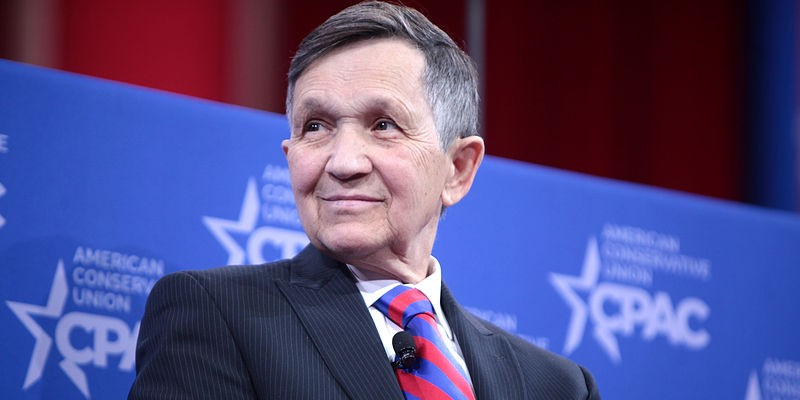 """Dennis Kucinich """"Seriously Considering"""" Running for Cleveland Mayor"""