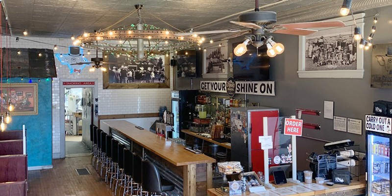 Proper Pig debuts new bar with full liquor license.