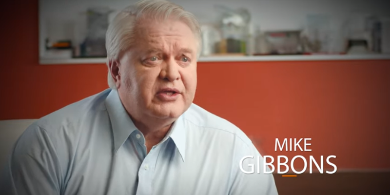 Cleveland-area Businessman Mike Gibbons Launches Bid for U.S. Senate
