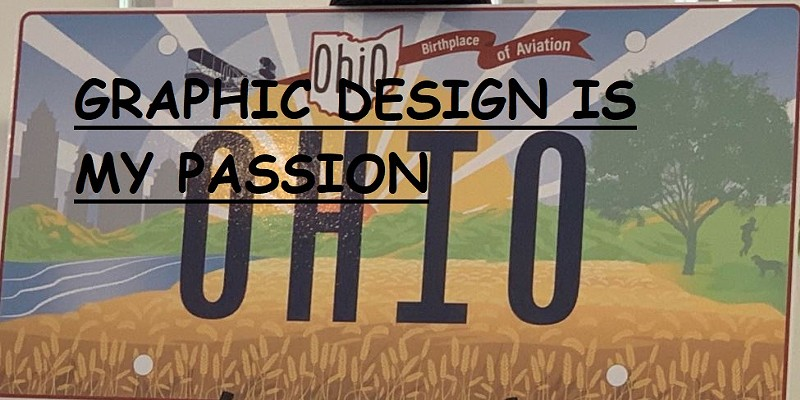 Behold, The State of Ohio's Brand New Hideous License Plate