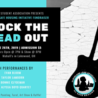 Rock the Lead Out